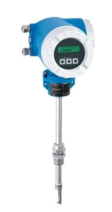 Proline t mass 65I insertion for industrial gases compressed air PP01 - Endress+Hauser датчики, расходомеры, термометры, счетчики