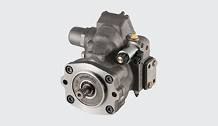 2. POMPA HIDRAULICA LINDE MPR 02 MPR50 - Linde Hydraulics