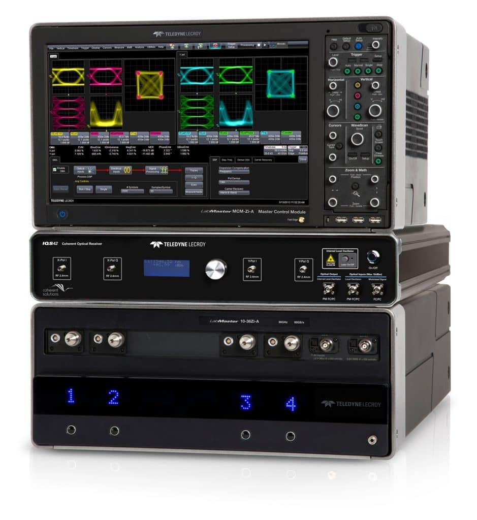 real time optical modulation analyzer 939x1024 - Teledyne LeCroy цифровые осциллографы