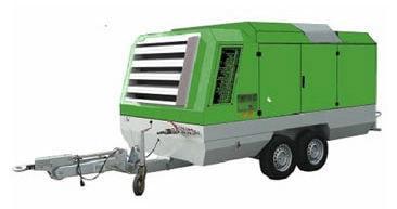 489 original - Atmos передвижные компрессоры