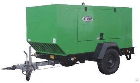 852 original - Atmos передвижные компрессоры