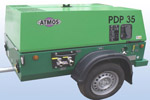 dpd 35 0 - Atmos передвижные компрессоры
