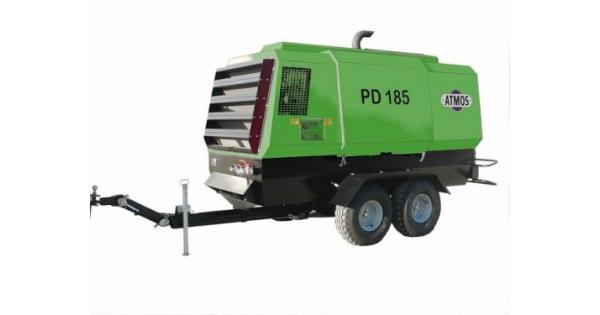 kompressornaya stanciya pdp 185 bez shassi atmos 600x315 1 - Atmos передвижные компрессоры