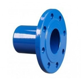 norson sp zoo industrial flange with smooth tip dn150 - Keulahutte ВЧШГ трубы, фитинги, запорная арматура, гидранты