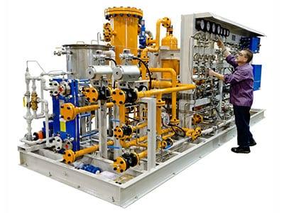 Series 7L Diaphragm Compressor 2 - Sundyne компрессоры и насосы