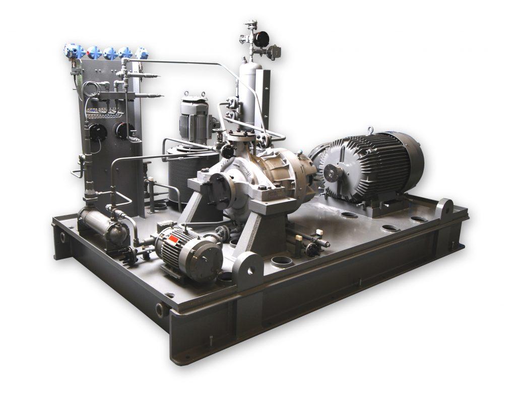 Sundyne BMP 338 Integrally Geared Pump 1024x785 - Sundyne компрессоры и насосы