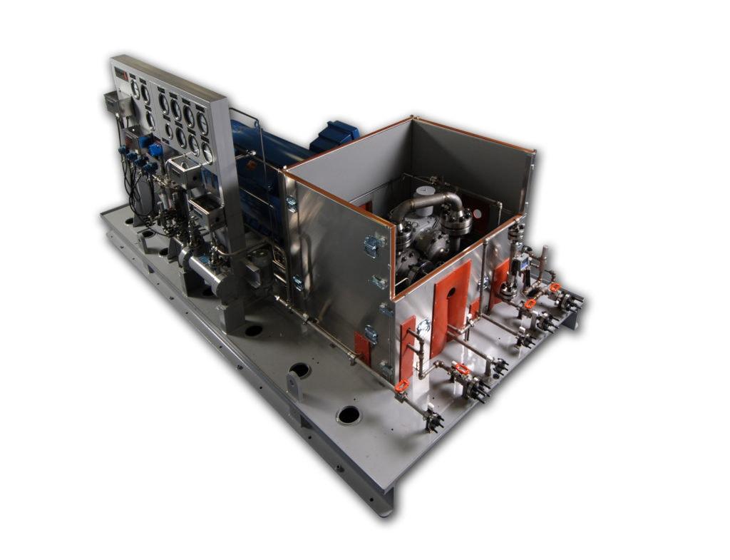 Sundyne HMP 3000 Integrally Geared Pump 1024x785 1 - Sundyne компрессоры и насосы