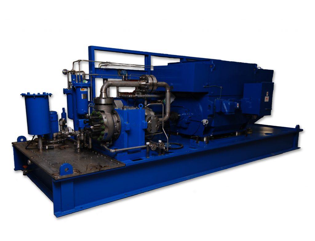 Sundyne HMP 5000 Multi Stage Ingegrally Geared Pump 1024x785 - Sundyne компрессоры и насосы
