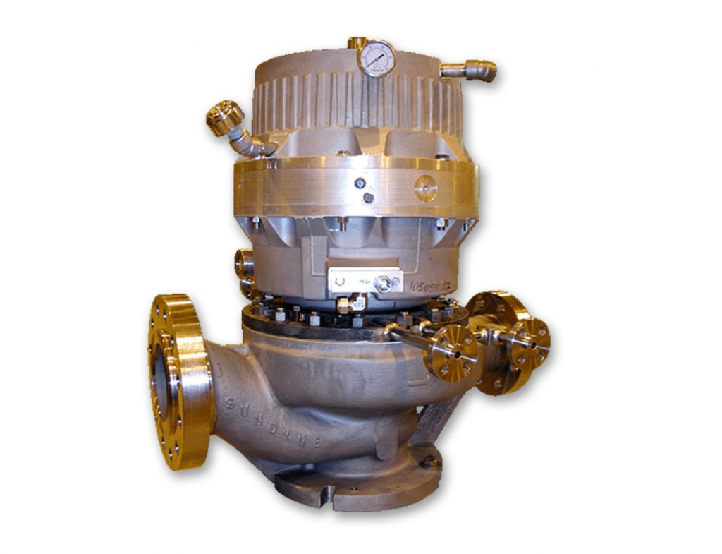 Sundyne LMV 343 OH6 Integrally Geared Pump 1024x785 - Sundyne компрессоры и насосы