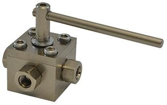 BV3H - DMIC запорная арматура, SAE фланцы, манометры, уровнемеры