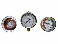 gauge - DMIC запорная арматура, SAE фланцы, манометры, уровнемеры