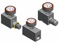 gv 1 1 - DMIC запорная арматура, SAE фланцы, манометры, уровнемеры
