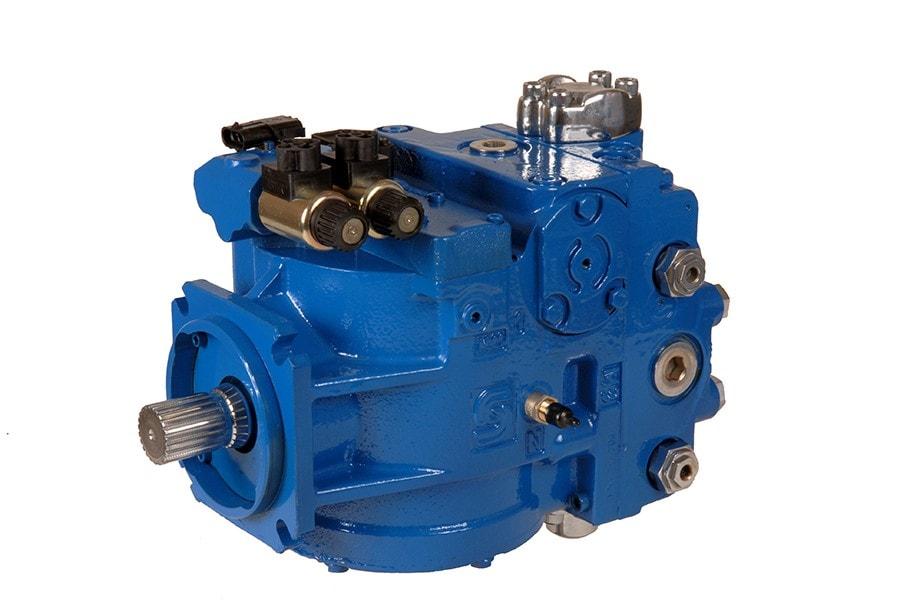 1684 gidronasos poclain hydraulics p90 75 - Poclain Hydraulics гидравлическое оборудование