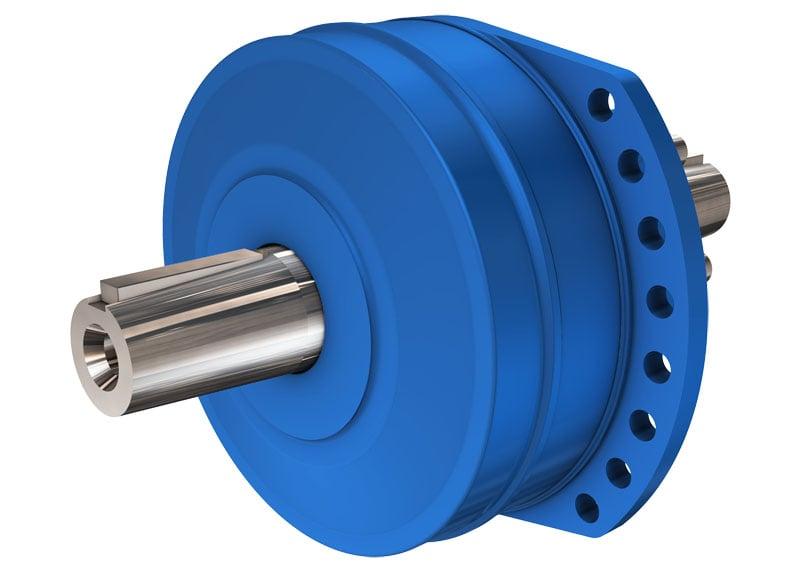 17 - Poclain Hydraulics гидравлическое оборудование