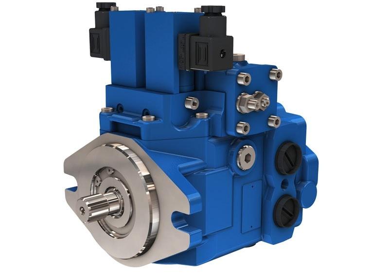 1728 gidronasos poclain hydraulics pm25 20 - Poclain Hydraulics гидравлическое оборудование
