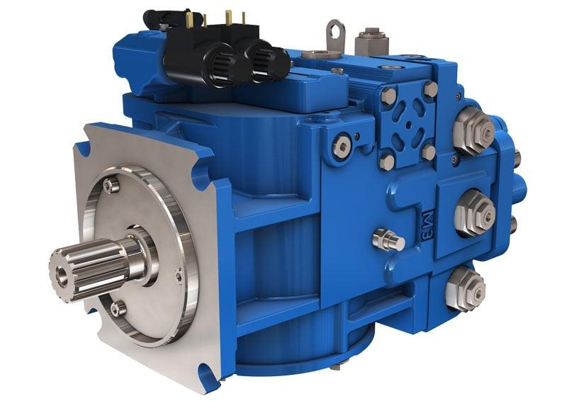 P90 130  A46192J 0002 1 - Poclain Hydraulics гидравлическое оборудование