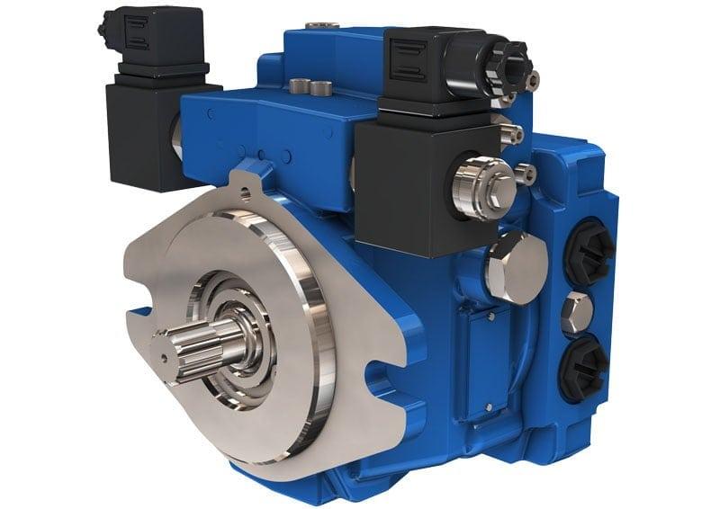 PM10 X SX ElectricControl 004 - Poclain Hydraulics гидравлическое оборудование