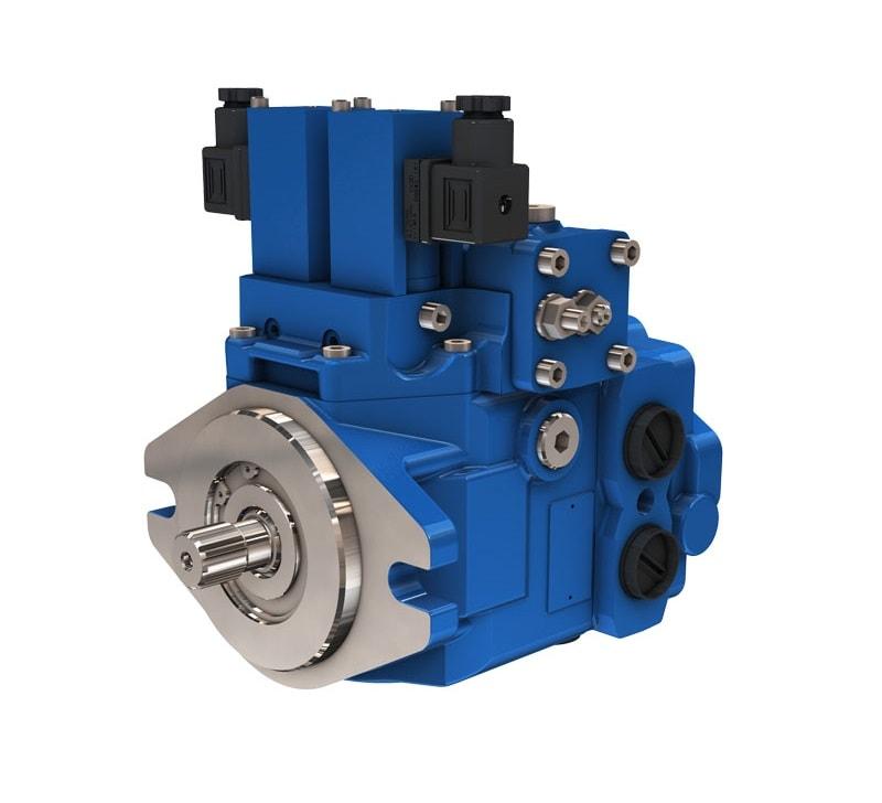 PM25 X SX ElectricControl 004 - Poclain Hydraulics гидравлическое оборудование