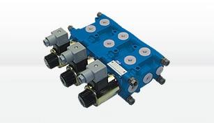 directional control valves - Poclain Hydraulics гидравлическое оборудование