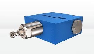 exchange valves - Poclain Hydraulics гидравлическое оборудование