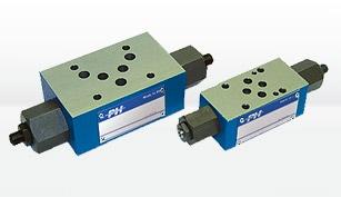 flow control valves - Poclain Hydraulics гидравлическое оборудование