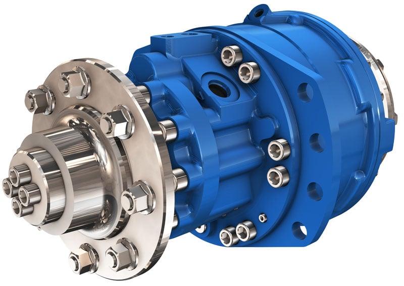 net product11 - Poclain Hydraulics гидравлическое оборудование