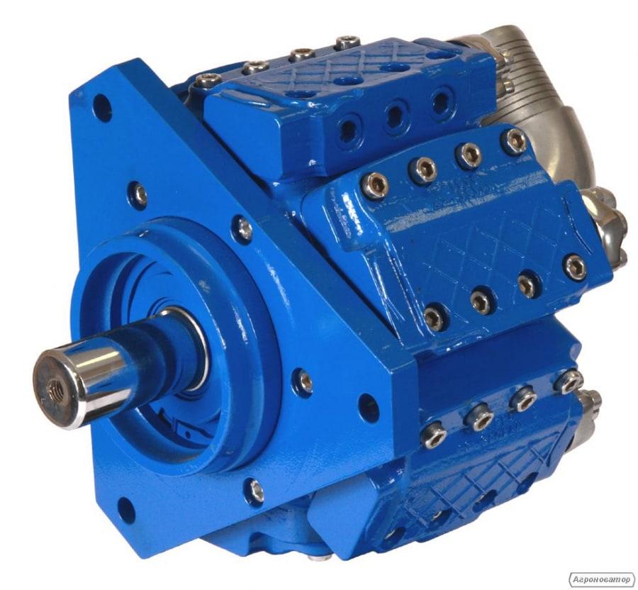 original 11 - Poclain Hydraulics гидравлическое оборудование
