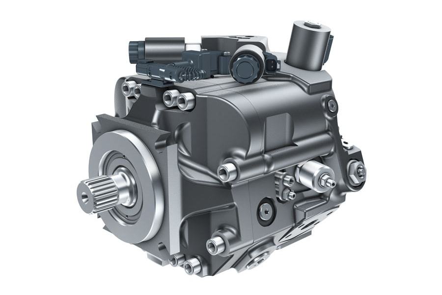 p reparo em servo drive 19 - Poclain Hydraulics гидравлическое оборудование
