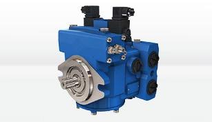 pm45 1 - Poclain Hydraulics гидравлическое оборудование