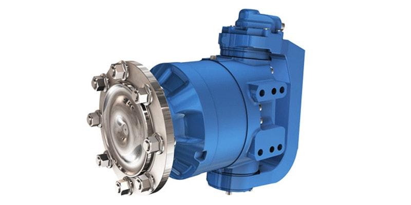 portada hidraulica - Poclain Hydraulics гидравлическое оборудование