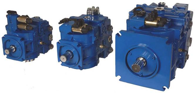 pump img - Poclain Hydraulics гидравлическое оборудование