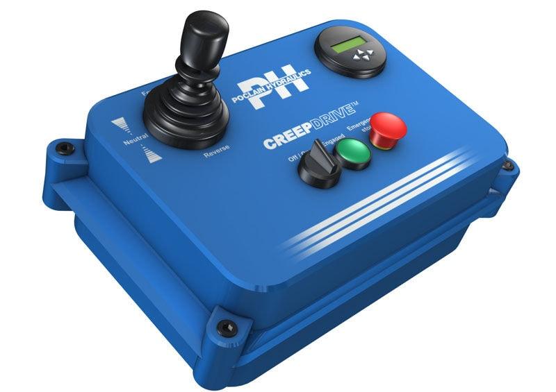 zapchast panel priborovCreepDrive Box 1579617932881540625 big 20012116453230107500 - Poclain Hydraulics гидравлическое оборудование