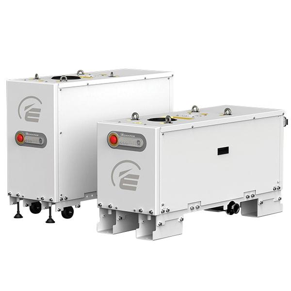 GXS pumps - Edwards вакуумные, безмасляные насосы