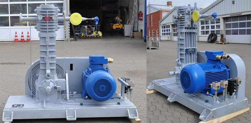 agregat img 003 - Flussiggas Anlagen (FAS) оборудование для СУГ