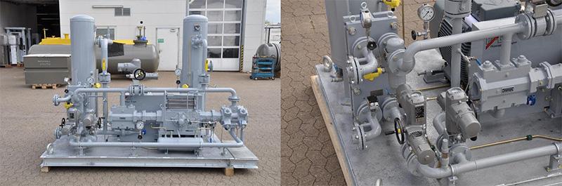agregat img 005 - Flussiggas Anlagen (FAS) оборудование для СУГ