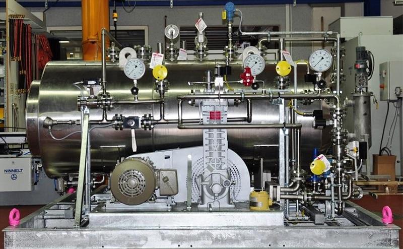 agregat img 012 - Flussiggas Anlagen (FAS) оборудование для СУГ