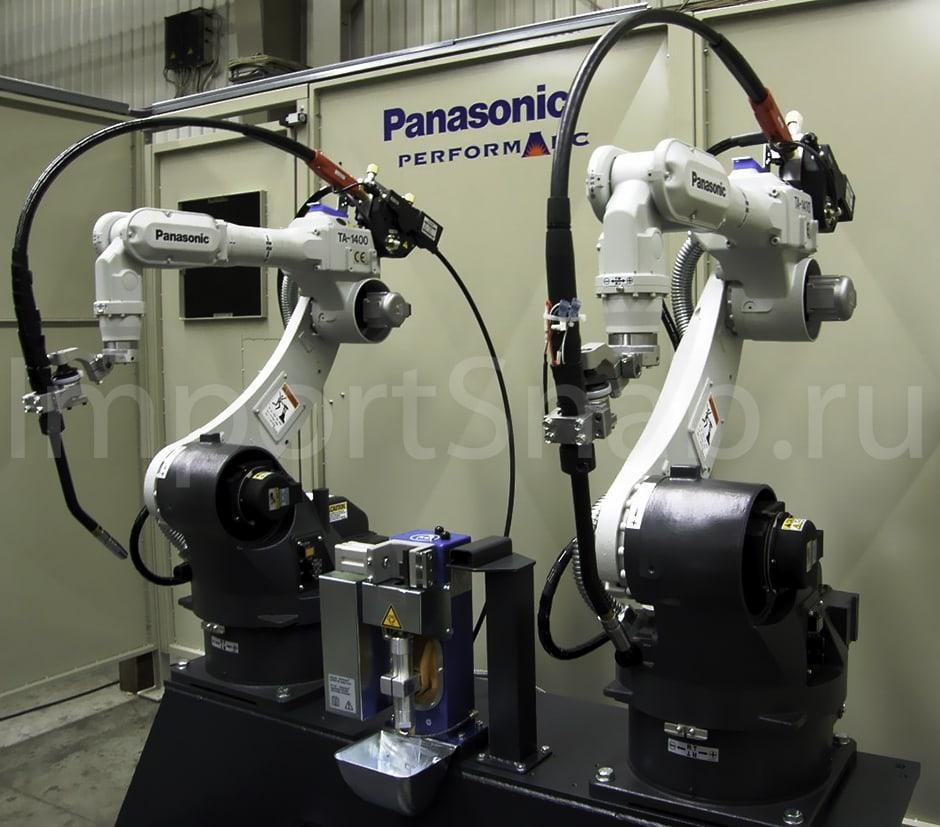 Сварочные машины Panasonic
