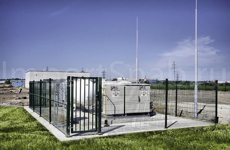 Flussiggas Anlagen: решения для СУГ