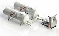 syg - Flussiggas Anlagen (FAS) оборудование для СУГ