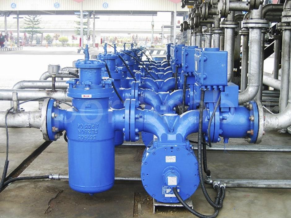 Cистемы учета нефтепродуктов Satam