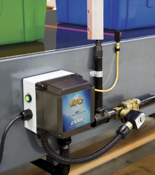 Efc air - Exair пневматическое промышленное оборудование