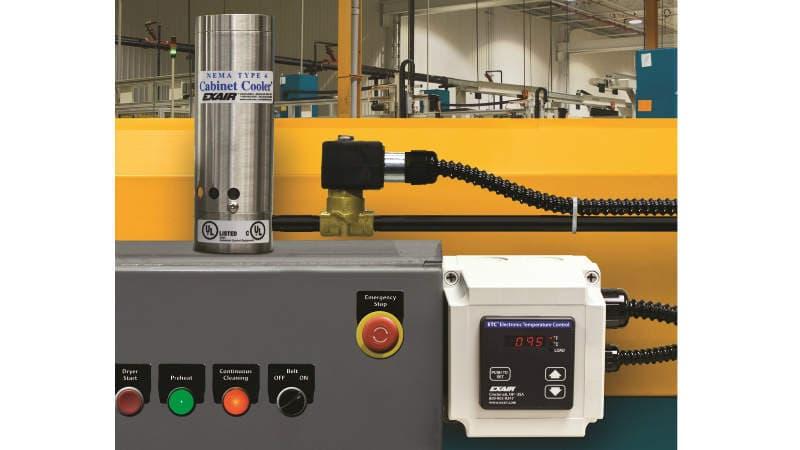 etc 3mb - Exair пневматическое промышленное оборудование