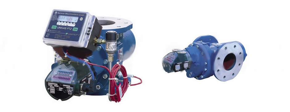 piston gas meter 1 1 - Aerzen компрессоры, воздуходувки