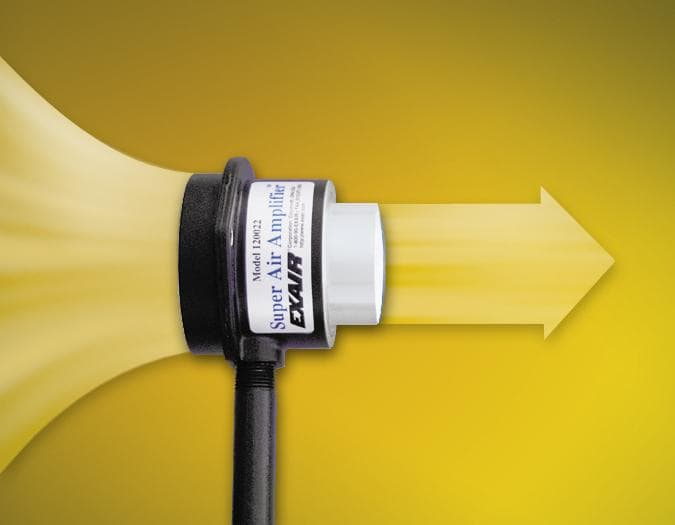 sal only - Exair пневматическое промышленное оборудование