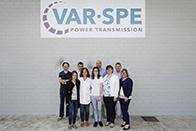 staff 1 - Var-Spe вариаторы, гидродвигатели, насосы