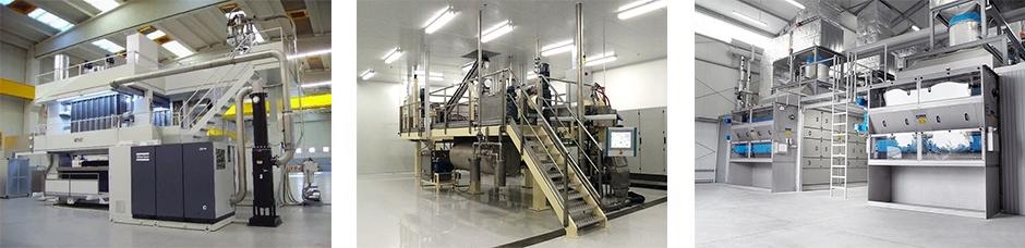 333 - STP IMPIANTI – все для производства синтетического волокна