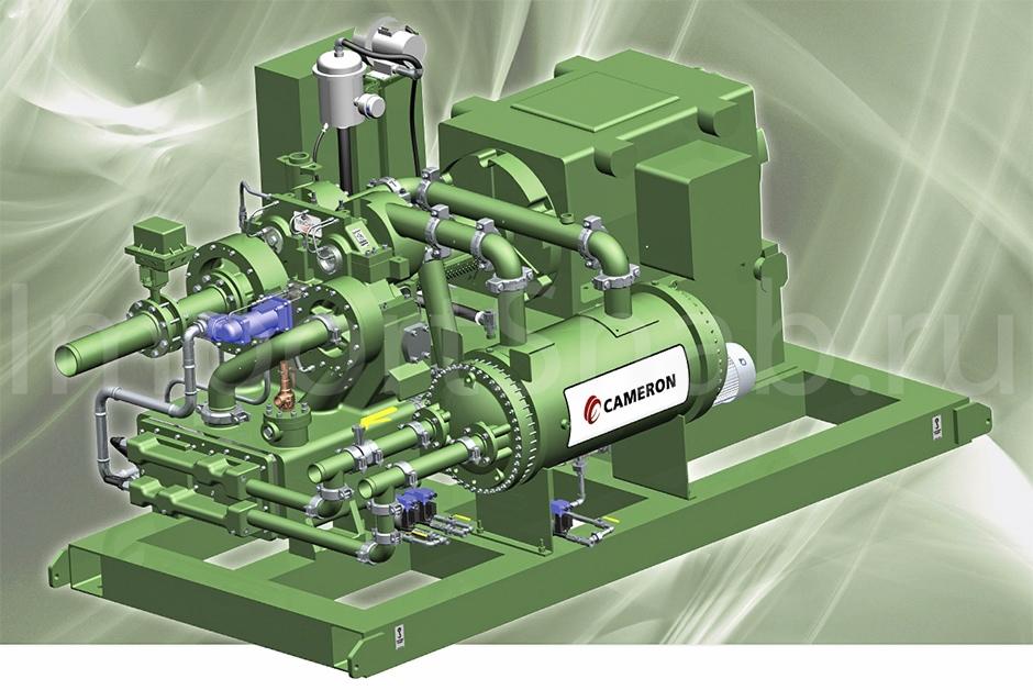 Оборудование Cameron Compression Systems