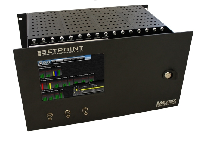 150 1 - Metrix – мониторинг вибраций