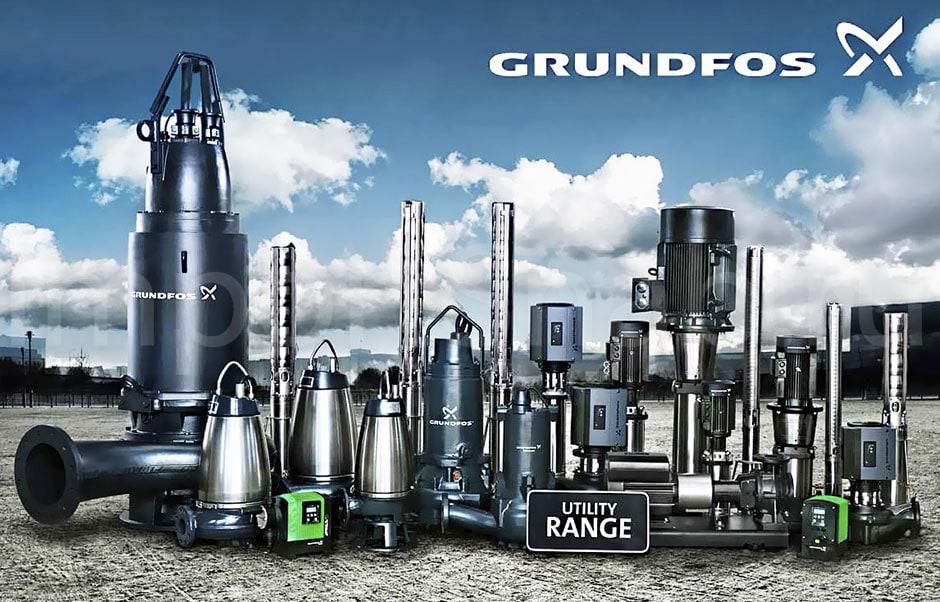 AMCOR – официальный партнер Grundfos