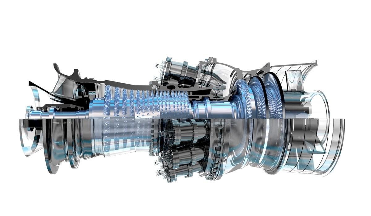 7fa product shot - GE Nuovo Pignone (Нуово Пиньоне) компрессоры, турбины